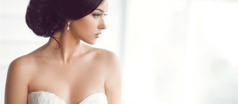Feel Great on Your Big Day with Our Bridal Package!